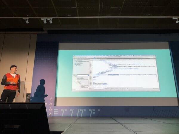 Conferencia en Bogotá Oracle Code